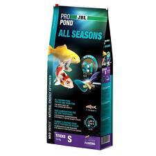 JBL ProPond All Seasons S, Ganzjahresfutter für kleine Koi & Teichfische 5,8 kg