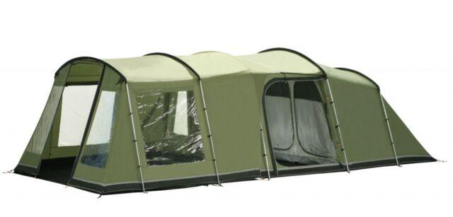 Vango Zeal 500 Grey Coded Fibreglass Replacement Rear Tent Pole Run 2012