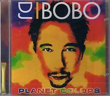DJ BOBO Planet Colors CD NEU OVP Sealed