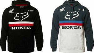 Honda Racing Motocross ATV Hoodie