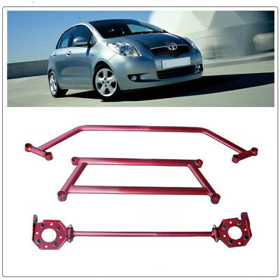 Front and Rear Struts for 06-13 Toyota Yaris