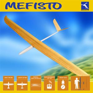 RC glider Mefisto Blejzyk 1,9M