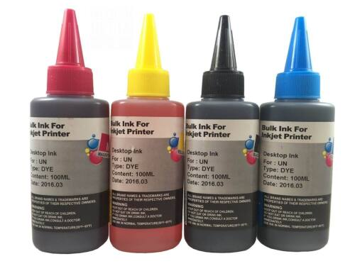 Brother LC-205 LC-207 refillable ink cartridge kit For MFC-J460DW J485D