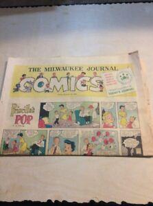 Sunday-Comics-Newspaper-Section-MILWAUKEE-Journal-Sept-25-1960