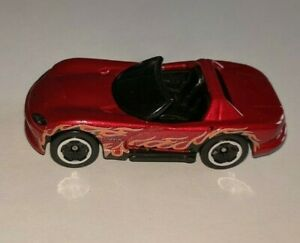 WHITE Hot Wheels Decades Throwback Target NA23 Dodge Viper RT//10