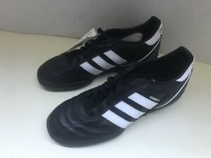 quality design 16cf7 9d67b Image is loading Adidas-Kaiser-5-Team-Turf-677357-Black-White-
