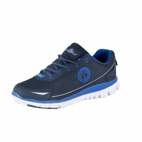 Uncle Sam Messieurs Facilement Chaussures De Course Chaussures De Sport Baskets Jogging Chaussures Cercle-Logo
