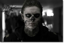 EVAN PETERS SIGNED AUTOGRAPH PHOTO PRINT 2 - TOP QUALITY - AMERICAN HORROR STORY