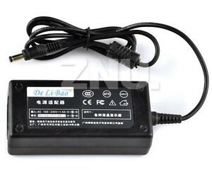 12V-4A-48W-AC-DC-Power-Supply-AC-Adapter-Charger-For-LCD-Monitor-Screen