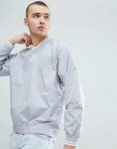 bd1d5636827e Image is loading Mens-Nike-Sportswear-Archive-Logo-Sweatshirt-Size-2XL-