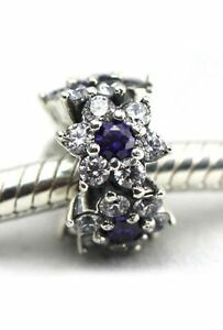 CRYSTAL STRAWBERRY .925 Sterling Silver European Charm Bead G4