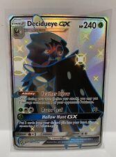 Pokemon DECIDUEYE GX SV47//SV94 Hidden Fates Shiny Vault Ultra Rare NM//MINT
