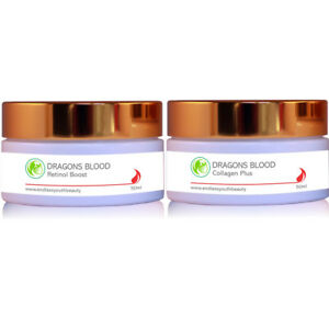 Dragons-Blood-Twin-Pack-Retinol-amp-Collagen-Anti-Wrinkle-Anti-Ageing-Cream-100-ml