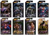 Mattel Hot Wheels Deco Car Djl47, Marvel Dc Batman Vs Superman macchinine