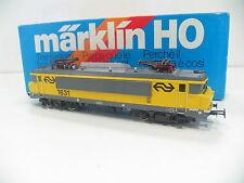 MÄRKLIN 3326 E-LOK SERIE 1631 GELB der NS   SC643