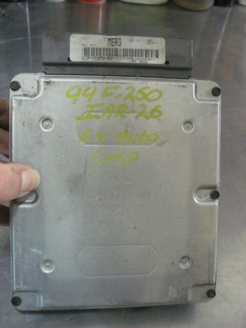 1999 Ford F250/350 Super Duty 5.4 ECU ECM PCM ENGINE ...