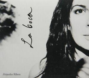 Alejandra-Ribera-La-Boca-New-CD-Canada-Import