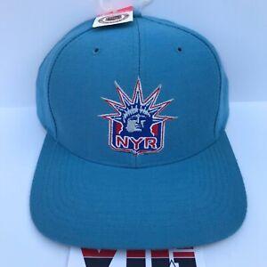 NWT Vintage 90/'s New York Rangers Mark Messier Starter Snapback Hat
