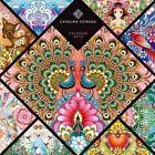Catalina Estrada 2016 Calendar Glitter Cover BrownTrout Publishers (corporate a