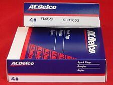 AC Delco Spark Plugs R45S