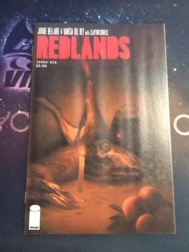 CBUU037 Redlands #6 Image Comics Bellaire VF//NM 9.0