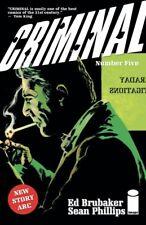 Criminal #1 Image Comic 1st Print 2019 UNREAD NM Brubaker Phillips