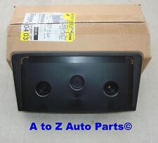 New 20082009201020112012 Chevy Malibu Front License Plate Bracket Oem Gm Fits 2012 Malibu