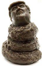 "RETROBAND TOYS Donald Trump ""Dump Trump"" YUUGE WASTE Sculpture Figure AMERICA"