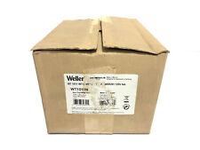 Weller Wt1011n 90 Watt Soldering Station Wt1n With Wp65 Iron