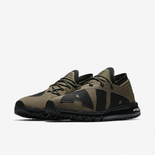 Nike Air Max Flair Olive Gris  Noir Uk