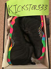 Nike Little Posite One QS GS PS TD Black Fruity Pebbles Foamposite Cereal 5C-7Y