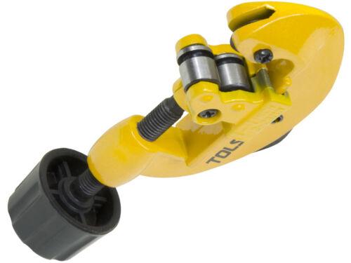 Tolsen Pipe Cutter 3-28mm 1//8-1 7//64 PVC Aluminum Copper Pipe Cutter