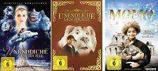 3 DVDs * DIE UNENDLICHE GESCHICHTE (1+3) + MOMO IM SET - Adorf # NEU OVP /+&