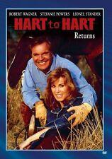 HART TO HART RETURNS (Robert Wagner) - Region Free DVD - Sealed