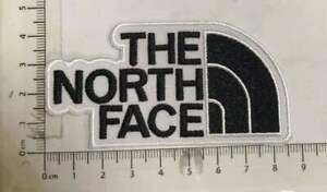THE-NORTH-FACE-Embroidered-Iron-Sew-On-Logo-Patch-Biker-Jacket-Badge
