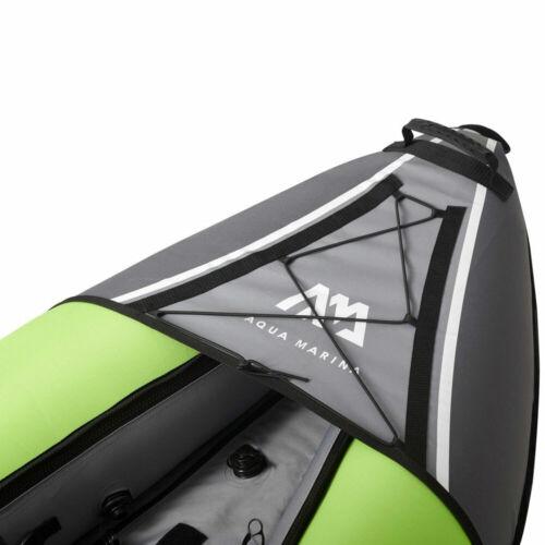 Aqua Marina Laxo Kajak-Set Inflatable aufblasbar Kanu Kayak 1er//2er//3er Boot NEU