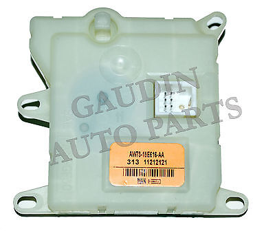 GENUINE FORD HVAC Heater Blend Door Actuator Motor AW7Z-19E616-A YH-1800 Crown V