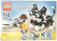 Lego Creator 31021 Furry Creatures , New, Free Shipping