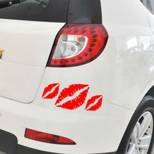 Nice-Red-Lips-Car-Stickers-Vinyl-Removable-Stylish-Brand-Car-Stickers