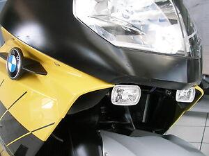 Mini-Micro-Klarglas-Nebel-Scheinwerfer-NSW-BMW-K-1200-S-Paarpreis-fog-light