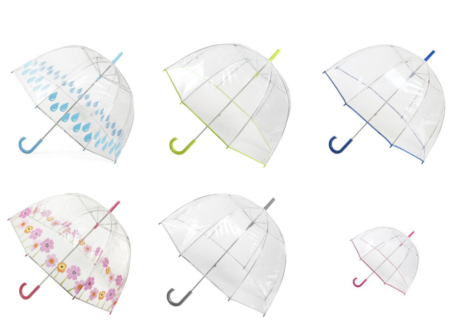 NEW Totes Bubble Stick Umbrella
