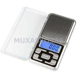 Balanza digital de precision 0 1gr 500gr gramos bascula for Balanza cocina 0 1 g