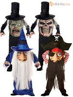 Kids Boys Halloween Horror Mad Hatter Costume Fancy Dress Party 7 8 9 10 11 12