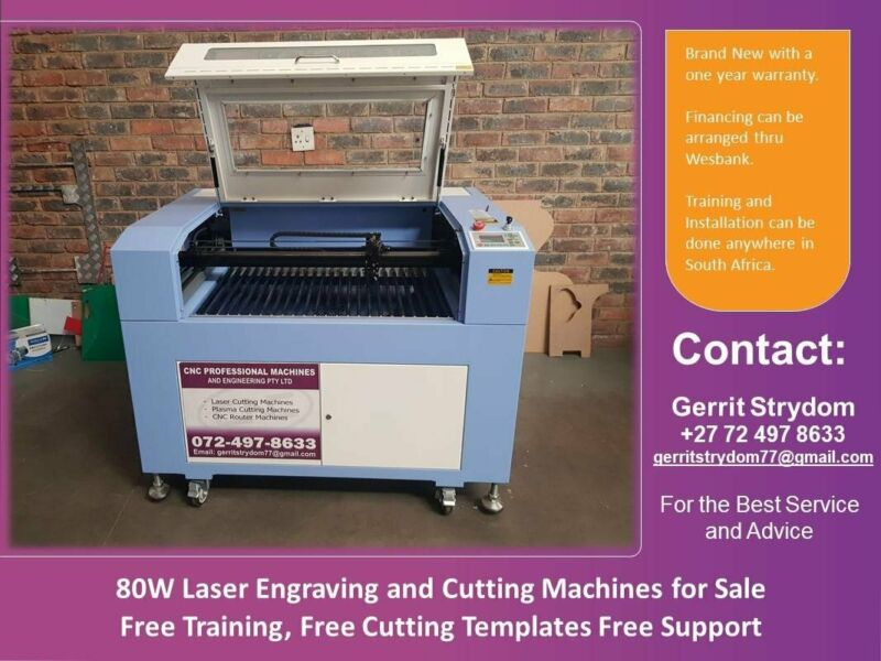 Laser Machines for Sale
