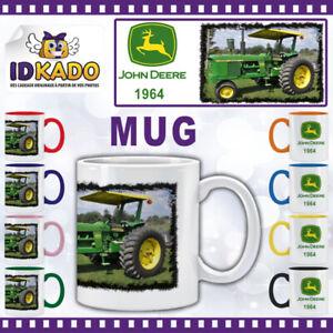 Mug-tasse-TRACTEUR-JOHN-DEERE-1964-MB-366