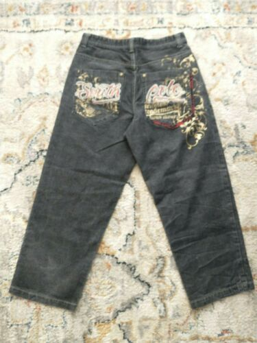 Vintage Southpole Mens Jeans 90s Graffitti Hiphop