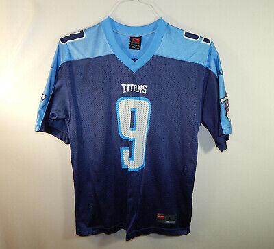 Steve McNair Tennessee Titans NFL Football Jersey Nike ...
