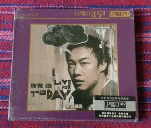 Eason-Chan-Live-For-Today-LPCD45-Hong-Kong-Press-Cd