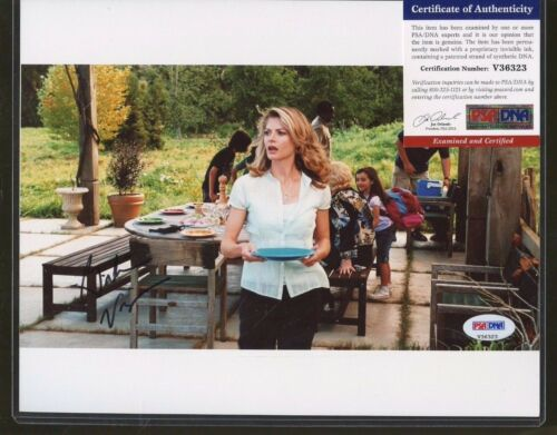 Gillian Vigman Signed 8x10 Photo PSA//DNA COA AUTO Autograph Stock Photo