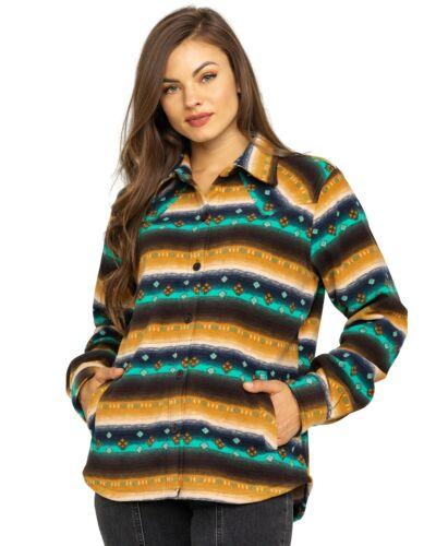 48700 Women/'s Emma Big Shirt Outback Trading Co
